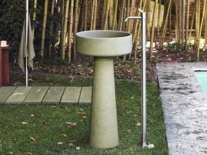 Agape Outdoor Bjhon 1 freestanding sink ACER1081E