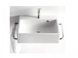 Agape Block wall sink 1 hole ACER720M1RZ