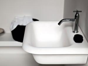 Agape Ottocento wall sink ACER07661R