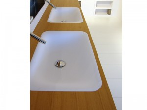 Agape Ottocento 001 drop in sink ACER0899Z