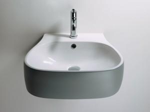 Agape Pear wall sink ACER08950R