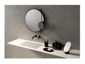 Agape Revolving Moon mirror ASPE039E