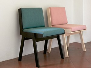Agapecasa Club 44 chair without armrests ACLB529