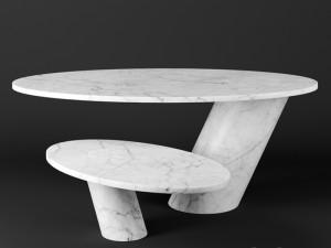 Agapecasa Eccentrico coffee table in marble AECC10124