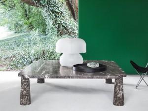Agapecasa Eros coffee table in marble