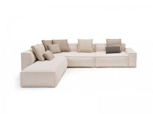 Amura Davis sectional fabric sofa DAVIS021.213.022