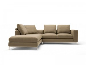 Amura Dorsey leather sectional sofa DORSEY022.051