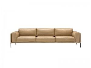 Amura Giorgio leather sofa GIORGIO296