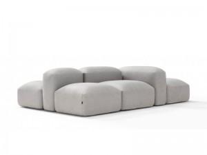 Amura Lapis fabric sectional sofa LAPIS.E009