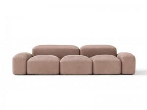 Amura Lapis leather sofa LAPIS060