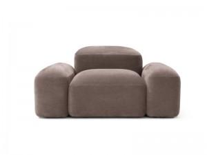 Amura Lapis fabric armchair LAPIS010