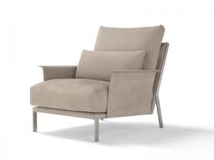Amura New Link leather armchair NEWLINK013H.876