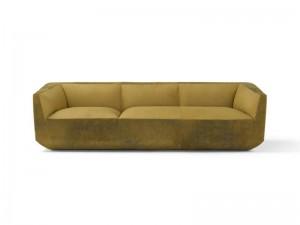 Amura Panis leather sofa PANIS589