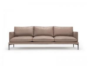 Amura Segno leather sofa SEGNO060