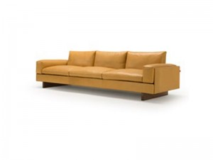 Amura Tau leather sofa TAU296