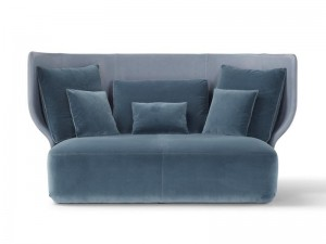 Amura Wazaa fabric sofa WAZAA296