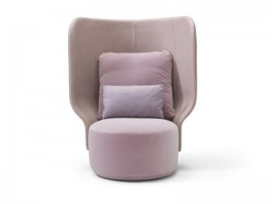 Amura Wazaa fabric armchair WAZAA010H