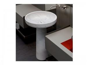 Antonio Lupi Ago pedestal sink AGO185