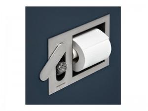 Antonio Lupi Cartaintenso paper holder with hygienic shower CARTAINTENSO