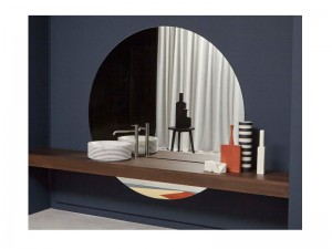 Antonio Lupi Circus Sunrise mirror with or without led