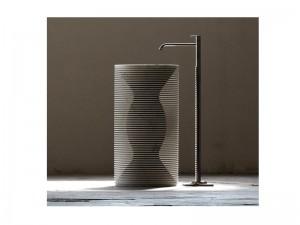 Antonio Lupi Introverso pedestal sink INTROVERSO3
