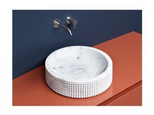 Antonio Lupi Pixel countertop sink PIXEL45