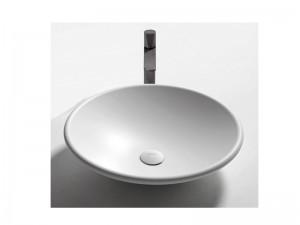 Antonio Lupi Rim countertop sink in Flumood RIM54
