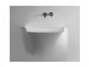 Antonio Lupi Soffio wall sink SOFFIO