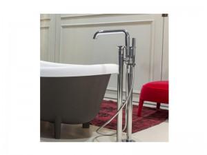 Antonio Lupi Timbro hot tub tap with handshower TB933