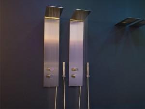 Antonio Lupi shower system VELA