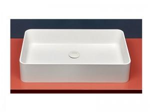 Antonio Lupi Veloretto countertop sink in Flumood