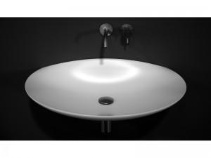 Antonio Lupi wall sink in Flumood VENERE