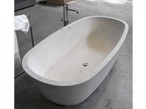 Antonio Lupi Baia stone hot tub BAIA-STONE