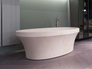 Antonio Lupi Epoque stone hot tub EPOQUE