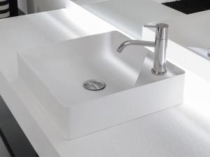 Antonio Lupi Simplo lavabo da appoggio SIMPLO42