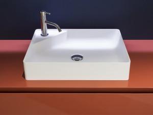 Antonio Lupi Simplo countertop sink SIMPLO54