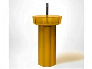 Antonio Lupi Opale freestanding sink OPALE10