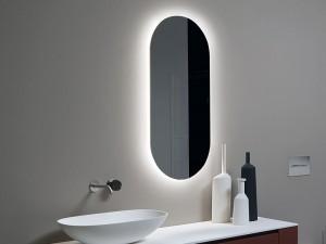 Antonio Lupi Usb mirror with white led USB10108W