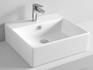 Artceram Quadro 50 wall or countertop sink QUL002