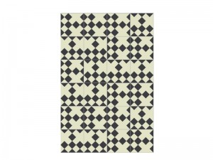 Bisazza Cementiles Decorations cement tiles Domino 10