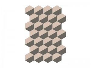 Bisazza Cementiles Decorations cement tiles Half Powder