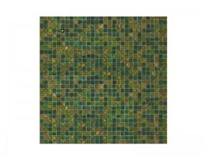Bisazza Miscele mosaic Olivina