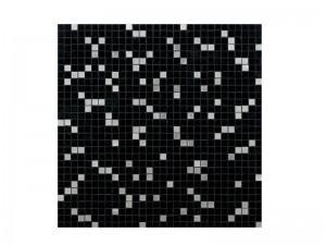 Bisazza Miscele mosaic Princess Black