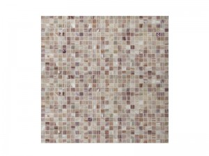 Bisazza Miscele mosaic Rodonite