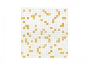 Bisazza Miscele mosaic Prince White