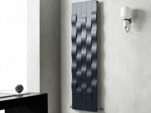 Caleido River design vertical heater F5RIV01815