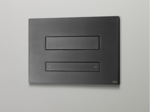 Cea Hydroplate flush plate with double button and hidden toilet jet PLA06