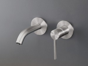 Cea Innovo wall 2 holes sink tap INV20