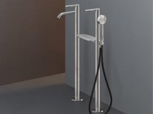 Cea Lutezia Plus floor hot tub tap with handshower LTZ47