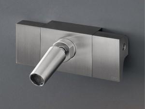 Cea Neutra wall bidet tap with adjustable spout NEU15